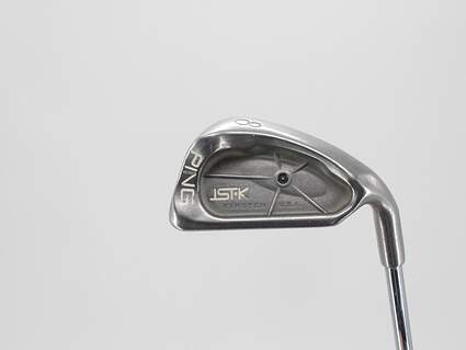 Ping ISI K Single Iron 8 Iron Ping JZ Steel Stiff Right Handed 36.5in