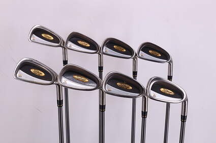 Titleist DCI 822 Oversize Iron Set 3-PW Stock Graphite Shaft Graphite Regular Right Handed 37.75in