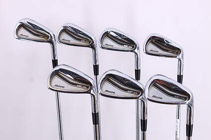 Mizuno MP-54 Iron Set 4-PW KBS Tour 130 Steel X-Stiff Right Handed 38.0in