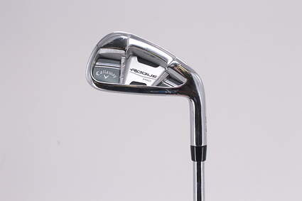 Callaway Rogue Pro Single Iron 7 Iron Dynamic Gold Tour Issue X100 Steel X-Stiff Right Handed 37.0in