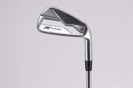 Callaway 2018 X Forged Single Iron 7 Iron Dynamic Gold Tour Issue X100 Steel X-Stiff Right Handed 37.25in