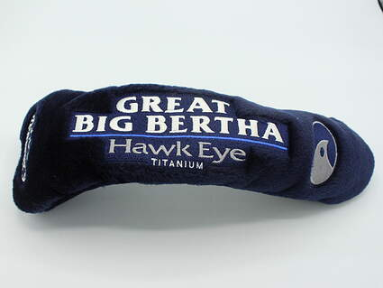 Callaway Great Big Bertha Hawkeye Titanium Driver Headcover