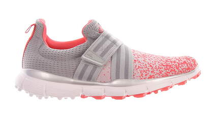 New Womens Golf Shoe Adidas ClimaCool Knit Medium 6.5 Gray MSRP $110 F33545