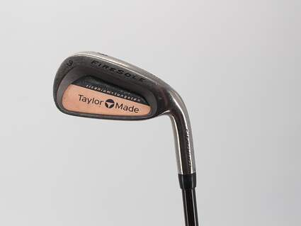 TaylorMade Firesole Single Iron 3 Iron TM Bubble Graphite Stiff Right Handed 39.25in