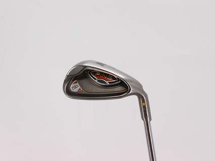 Ping G10 Single Iron Pitching Wedge PW 46° Ping AWT Steel Stiff Right Handed Yellow Dot 36.0in