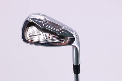 Nike Victory Red S Forged Single Iron 9 Iron Nippon 950GH Steel Stiff Right Handed 35.75in