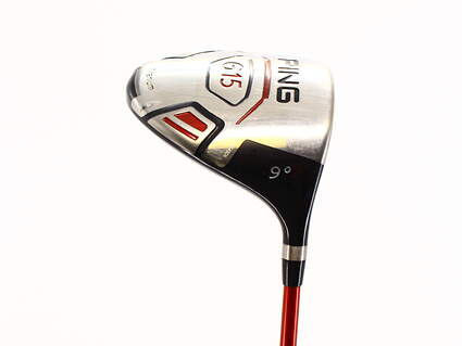 Ping G15 Driver 9° Ping TFC 149D Graphite Stiff Right Handed 45.75in