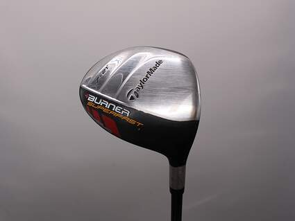 TaylorMade Burner Superfast Fairway Wood 7 Wood 7W 21° TM Matrix Ozik Xcon 4.8 Graphite Stiff Right Handed 42.5in