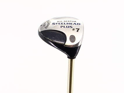 Callaway Steelhead Plus Fairway Wood 7 Wood 7W 20° Callaway Gems Graphite Ladies Right Handed 41.0in