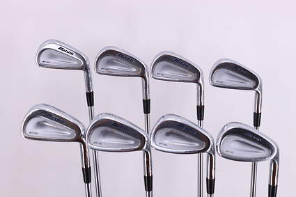 Mizuno MP 60 Iron Set 3-PW Project X Rifle 6.0 Steel Stiff Right Handed 38.25in