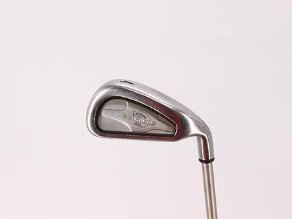 Callaway X-14 Single Iron 4 Iron 23.5° Callaway Gems Graphite Ladies Right Handed 37.5in