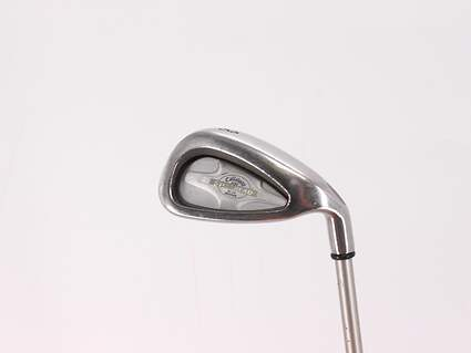 Callaway X-14 Single Iron 8 Iron 37.5° Callaway Gems Graphite Ladies Right Handed 35.5in