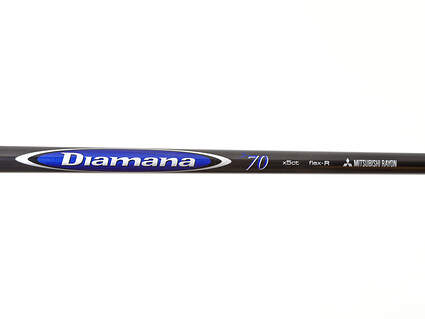 Used W/ Adapter Mitsubishi Rayon Diamana S+ Limited Edition Fairway Shaft Regular 42.25in