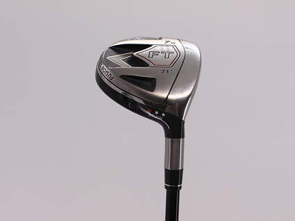 Callaway 2008 FT Fairway Wood 7 Wood 7W 21° Callaway Fujikura Fit-On E160 Graphite Regular Right Handed 41.5in