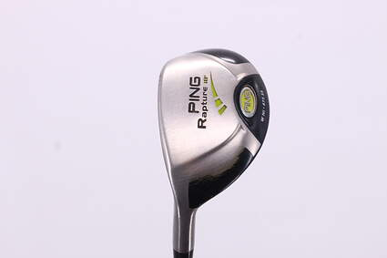 Ping Rapture Hybrid 2 Hybrid 18° Ping TFC 909H Graphite Stiff Left Handed 40.25in