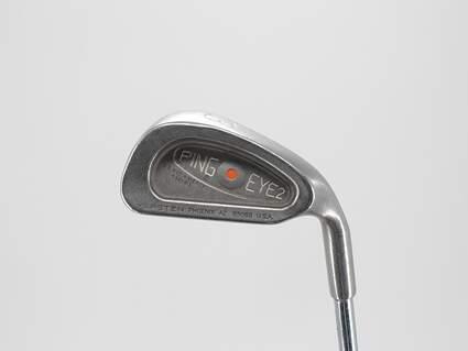 Ping Eye 2 Single Iron 3 Iron Ping JZ Steel Stiff Right Handed Orange Dot 38.75in