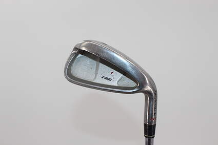 TaylorMade Rac HT Single Iron 4 Iron Stock Steel Shaft Steel Uniflex Right Handed 38.75in