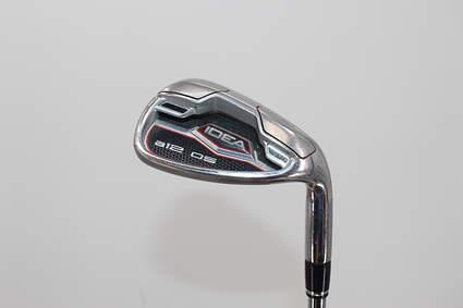 Adams Idea A12 OS Wedge Gap GW True Temper Performance 85 Steel Regular Right Handed 35.25in