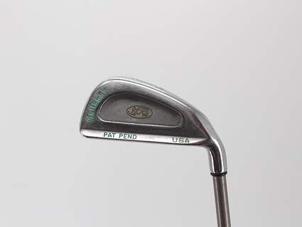 Callaway S2H2 Single Iron 6 Iron Callaway Gems Graphite Ladies Right Handed 36.5in