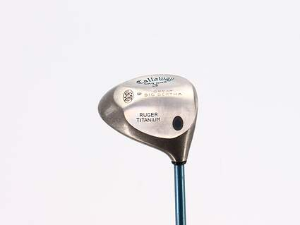 Callaway Original Great Big Bertha Fairway Wood 3 Wood 3W 15° Callaway Gems Graphite Senior Right Handed 40.0in