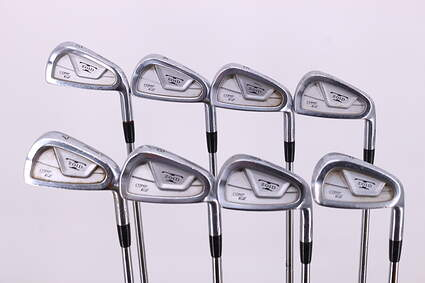 Mizuno T-Zoid EZ Comp Iron Set 3-PW True Temper Steel Stiff Right Handed 40.25in