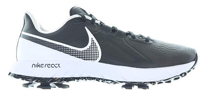 New Mens Golf Shoe Nike React Infinity Pro 10 Black/White MSRP $120 CT6620 003