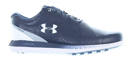 New Mens Golf Shoe Under Armour UA HOVR Show SL GORE-TEX Wide E 9.5 Academy MSRP $160 3023324-400