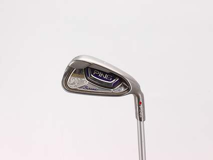 Ping Serene Single Iron 7 Iron Ping ULT 210 Ladies Lite Graphite Ladies Right Handed Red dot 36.5in