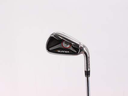TaylorMade 2009 Burner Single Iron 4 Iron TM Burner Superfast 85 Steel Uniflex Right Handed 39.0in