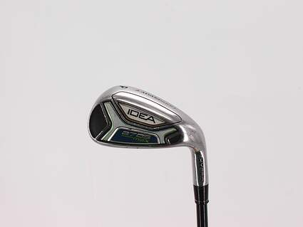 Adams Idea A7 OS Max Single Iron Pitching Wedge PW ProLaunch AXIS Blue Graphite Senior Right Handed 35.25in