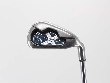 Callaway X-18 Single Iron 4 Iron Callaway X Steel Steel Uniflex Right Handed 39.0in