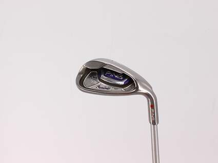 Ping Serene Wedge Sand SW 52° Ping ULT 210 Ladies Lite Graphite Ladies Right Handed Red dot 35.0in