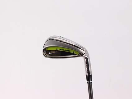 Mint Nike Slingshot 4D Single Iron 6 Iron True Temper Slingshot Graphite Regular Right Handed 37.5in