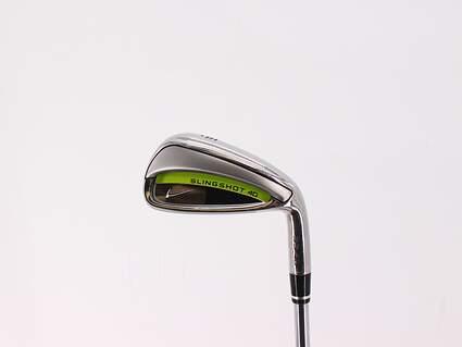 Mint Nike Slingshot 4D Single Iron 6 Iron True Temper Super Light Steel Stiff Right Handed 38.75in
