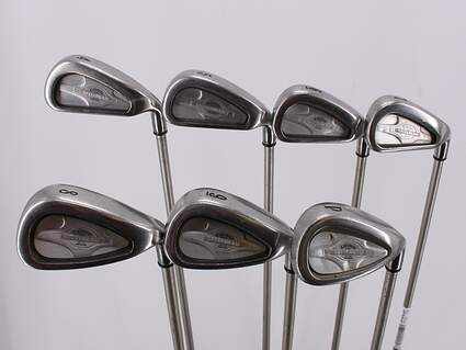 Callaway X-14 Iron Set 4-PW Callaway Gems Graphite Ladies Right Handed 37.25in