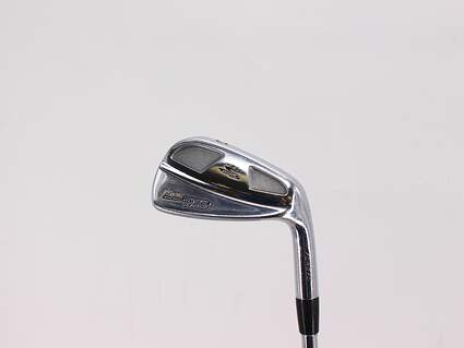 Cobra Pro MB Single Iron Pitching Wedge PW 46° Project X Rifle 5.5 Steel Stiff Right Handed 36.25in