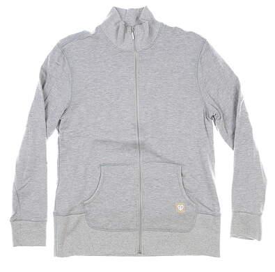New Womens Straight Down Dakota Jacket Small S Gray MSRP $112 W60298