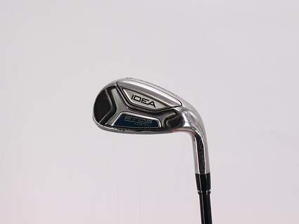 Adams Idea A7 OS Max Single Iron Pitching Wedge PW 44° Adams ProLaunch Axis Graphite Senior Right Handed 35.75in
