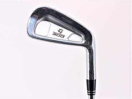 TaylorMade 300 Single Iron 5 Iron Rifle Flighted 6.0 Steel Stiff Right Handed 38.0in
