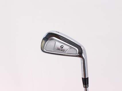 TaylorMade 300 Single Iron 6 Iron Rifle Flighted 6.0 Steel Stiff Right Handed 37.5in