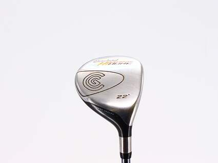 Cleveland Hibore Fairway Wood 7 Wood 7W 22° Cleveland Fujikura Graphite Senior Right Handed 42.25in