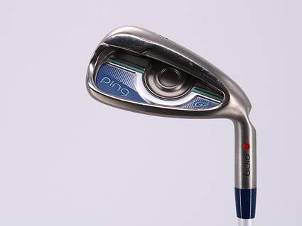 Ping G LE Single Iron 9 Iron ULT 230 Ultra Lite Graphite Ultra Lite Right Handed Red dot 35.75in