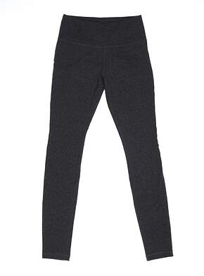 New Womens Straight Down Epic Leggings X-Small XS Gray MSRP $87 W50107