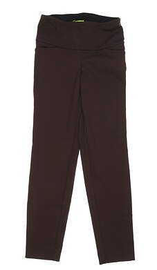New Womens Swing Control Pants 2 Brown MSRP $120 M5008SW