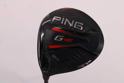 Ping G410 SF Tec Driver 10.5° ALTA CB 55 Red Graphite Stiff Left Handed 45.0in