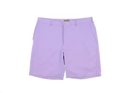 New Mens Peter Millar Golf Shorts 36 Purple MSRP $85 MS18EB82