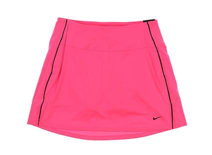 New Womens Nike Golf Skort Large L Pink MSRP $70 CU9657-639