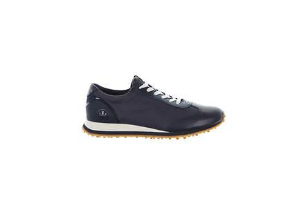 New Womens Golf Shoe Tory Burch Hank Medium 8 Perfect Navy MSRP $250 75828