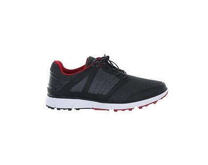 New Mens Golf Shoe Callaway Balboa Vent 2.0 Medium 9 Black MSRP $70 CG104BWD