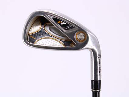TaylorMade R7 Single Iron 6 Iron TM Reax 55 Graphite Regular Right Handed 37.75in